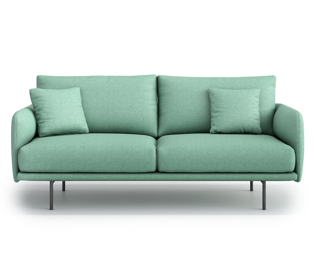 Canapea 2 locuri Uma Soro Green