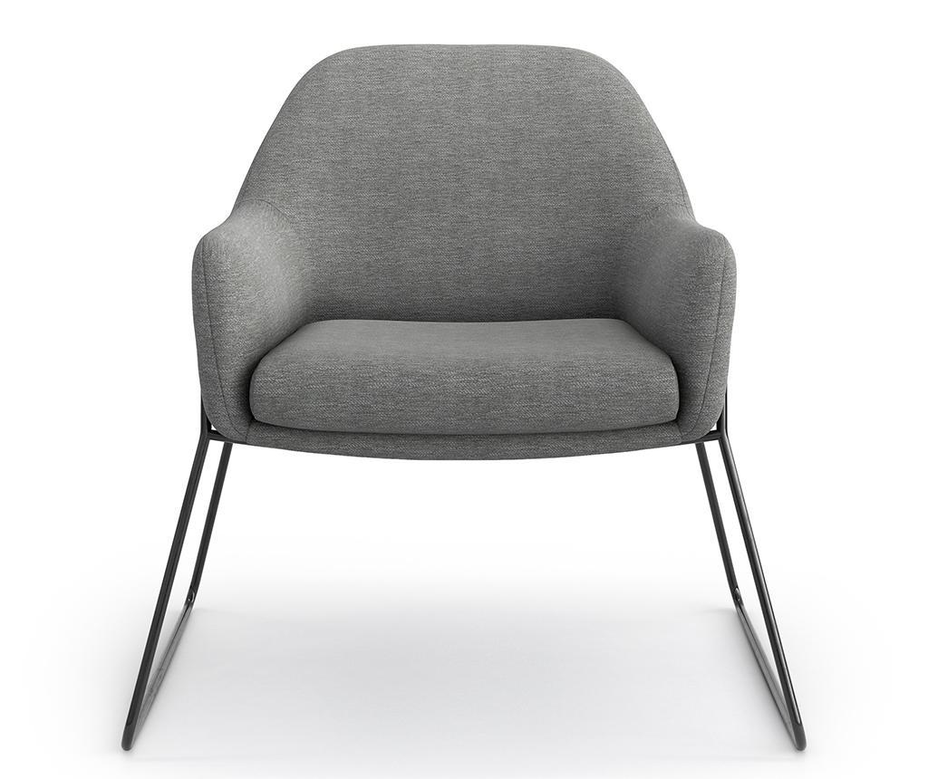 Fotelja Vilma Tesla Grey