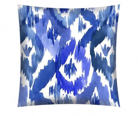 Okrasna blazina Ikat Azul 45x45 cm