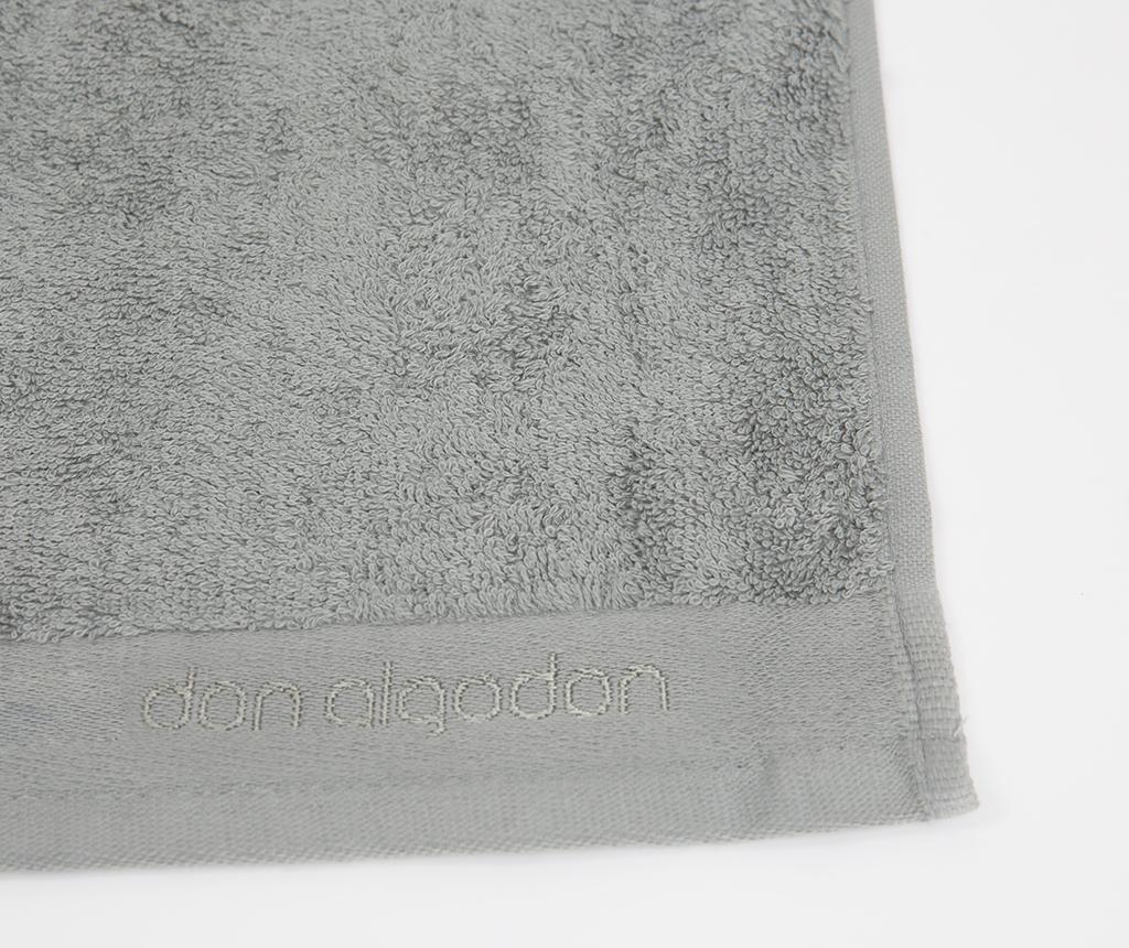 Set 2 prosoape de baie Lavabo Grey 50x100 cm