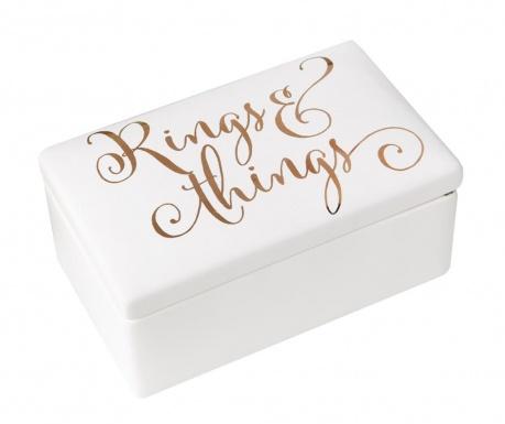 Šperkovnice Rings and Things