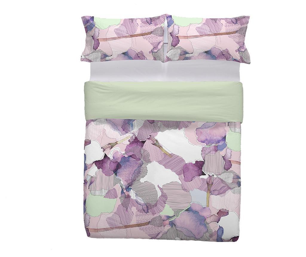 Set de pat Double Galdana Purple