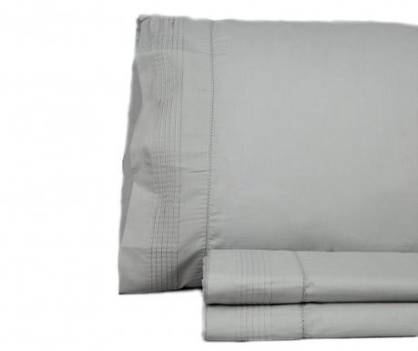 Set posteljina Double Pique Vainica Grey