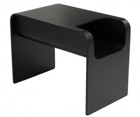 Thibo Black Asztalka