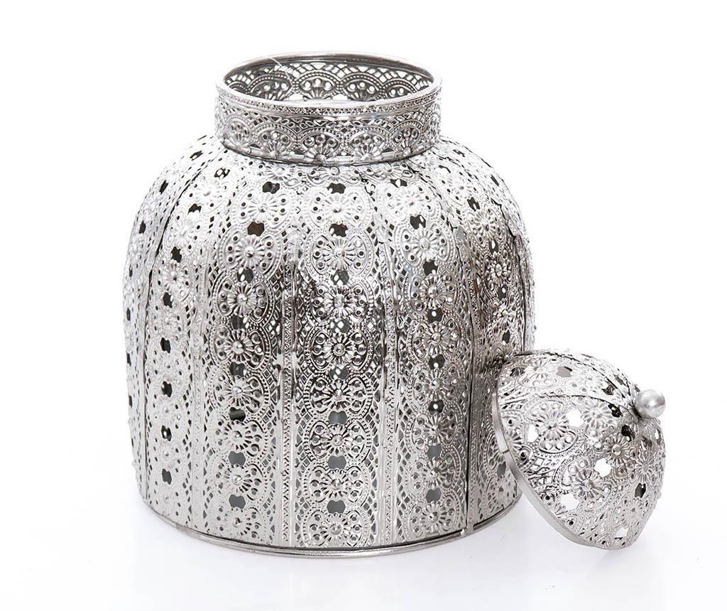 Dekoračná nádoba s vekom Orient