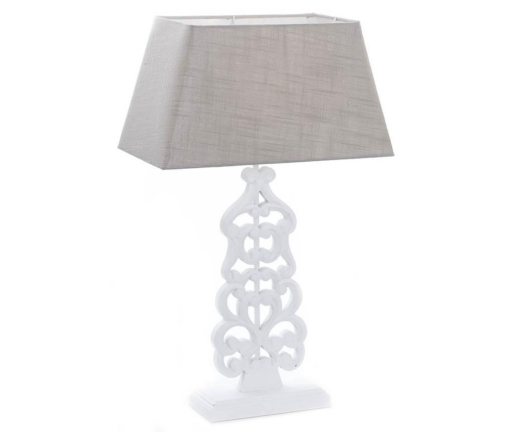 Lampa Sharp Branches White