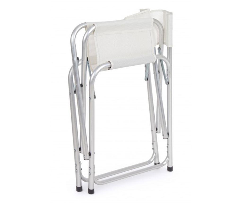 Ocean White Összecsukható kültéri szék