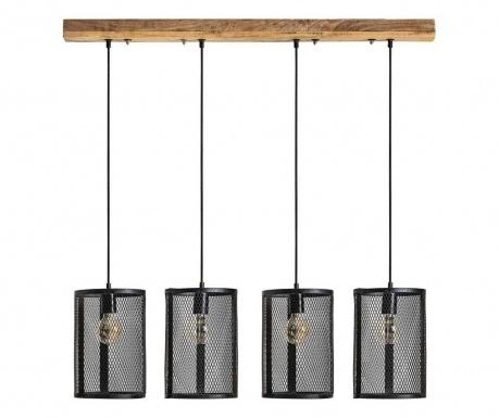 Závěsná lampa Carluke