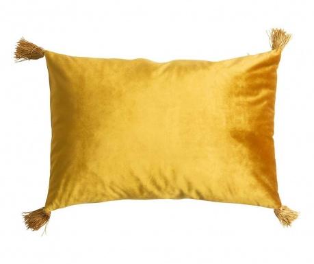 Dekorační polštář Airlia Mustard 40x60 cm