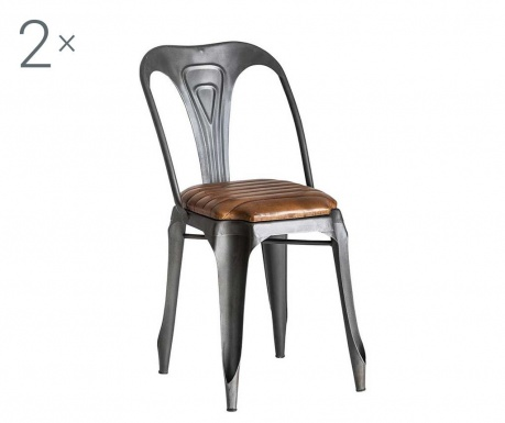 Sada 2 židlí Oron