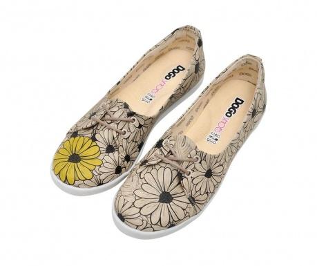 Dámske topánky Flowers