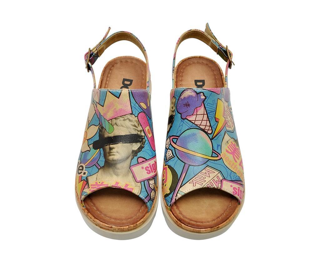 Sandale dama Aesthetic 40