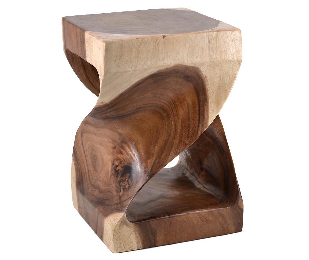Židlička Curved Log