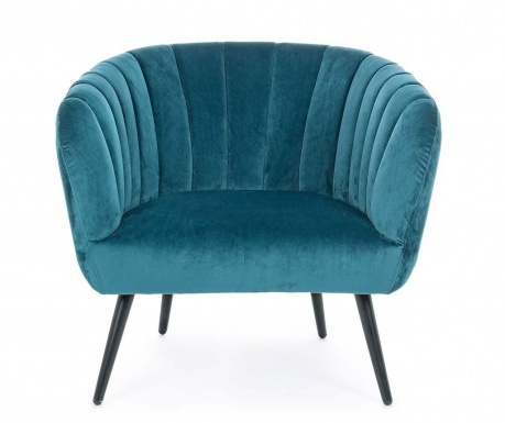 Fotelja Avril Blue