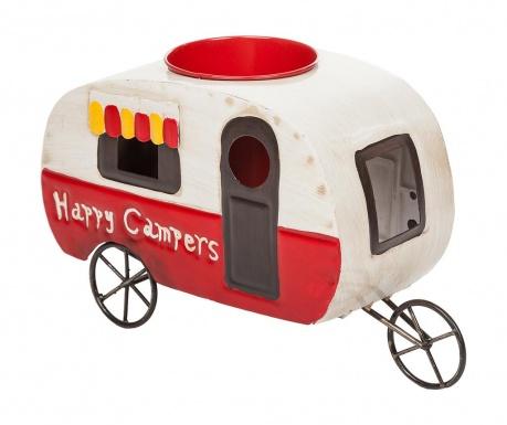 Поставка за саксии Vintage Happy Campers