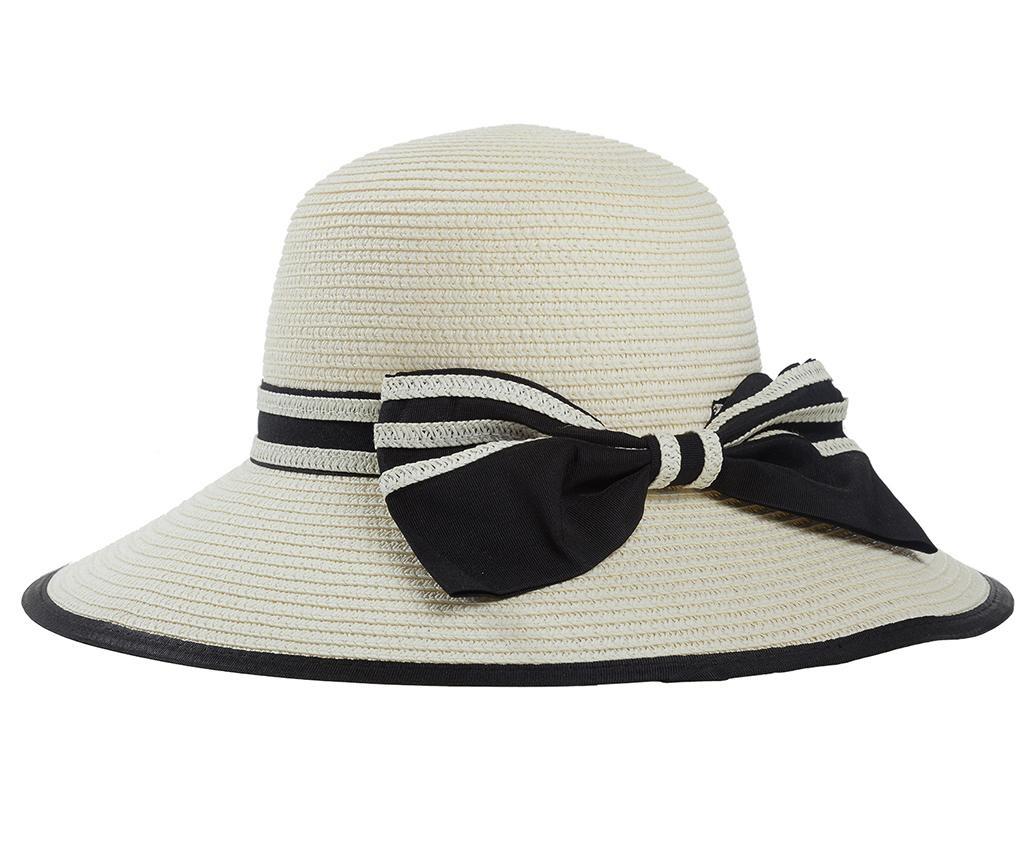 Dámsky klobúk Classy Bow Creamy White 58