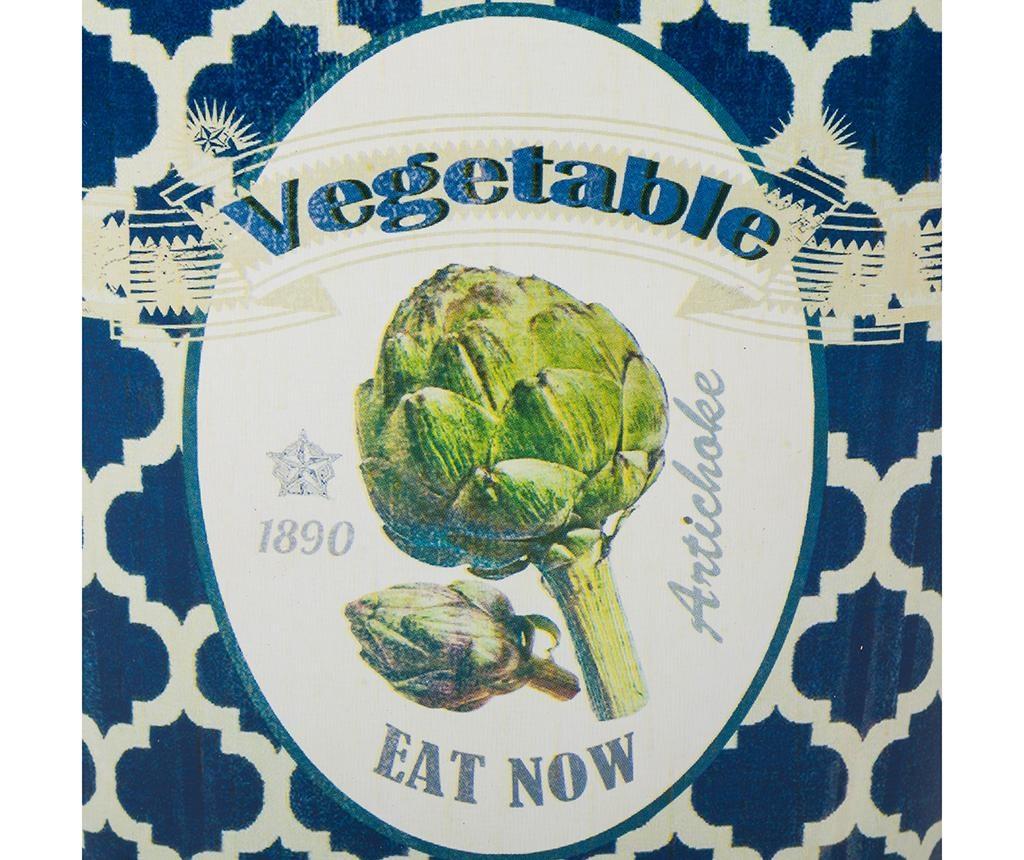Vegetable Artichoke Díszvödör