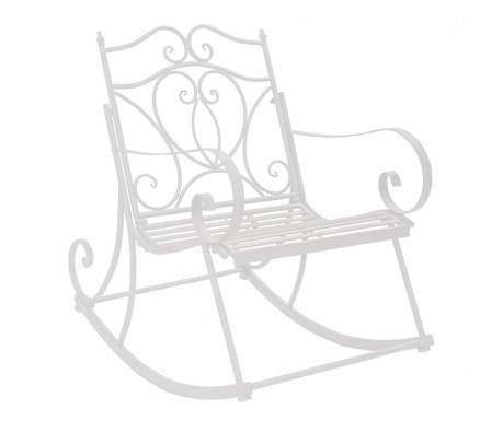 Venkovní houpací židle Alice White