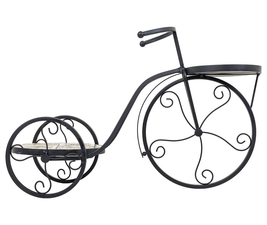 Suport pentru ghivece Mosaic Bicycle