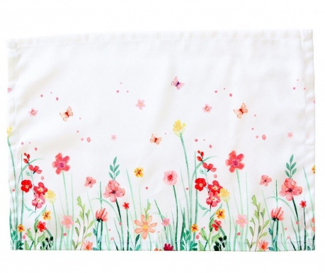 Individual Flowery 32x44 cm