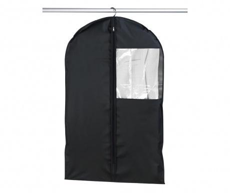 Obal na oděvy Deep Black 60x100 cm