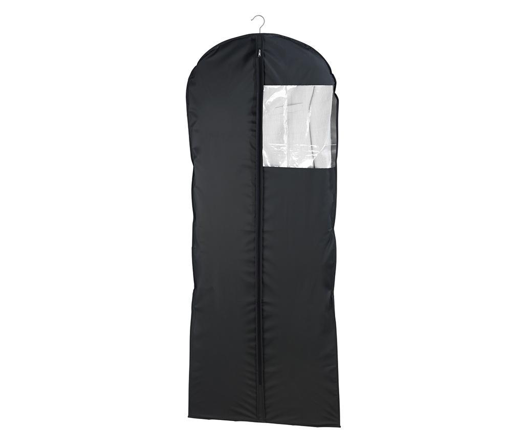 Husa pentru haine Deep Black 60x150 cm