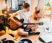 Sosete unisex Music 39-42