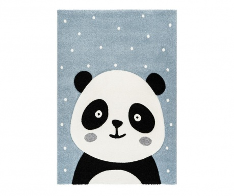 Covor Sweetheart Panda Blue