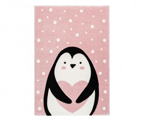Χαλί Sweetheart Pingu Pink