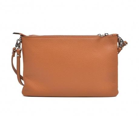 Τσάντα Layla Cognac