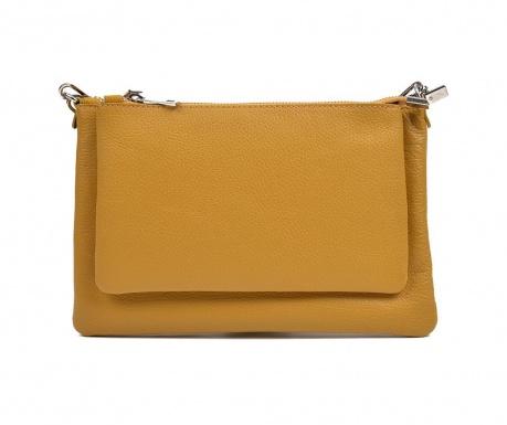 Τσάντα Layla Mustard
