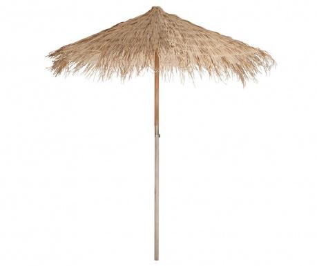 Parasolka dekoracyjna Straw Natural M