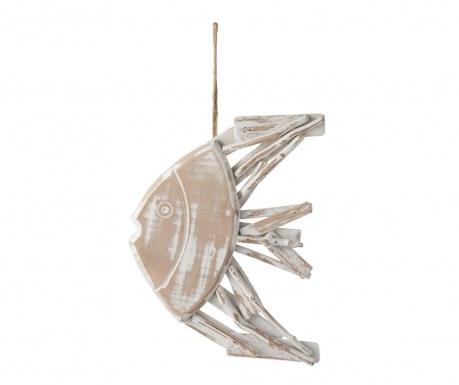 Závesná dekorácia Fish Flat