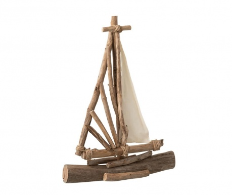 Dekoracja Sailing Boat Bran