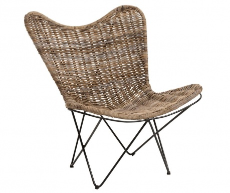 Scaun Rattan Natural