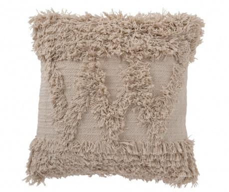 Poduszka dekoracyjna Zigzag 45x45 cm