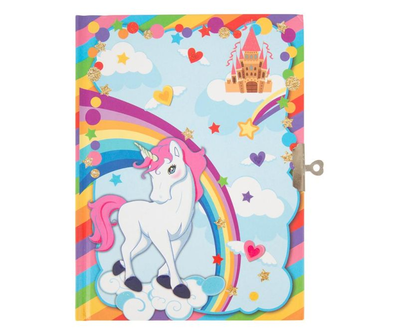 Jurnal Unicorn Rainbow