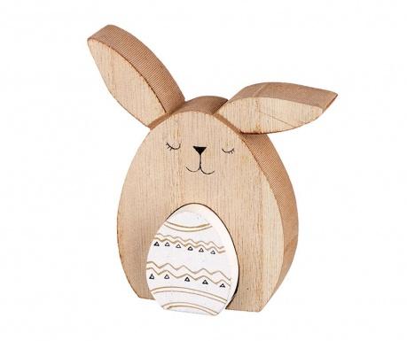 Decoratiune Sleepy Rabbit With Egg
