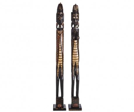 Комплект 2 декорации Tribe Couple