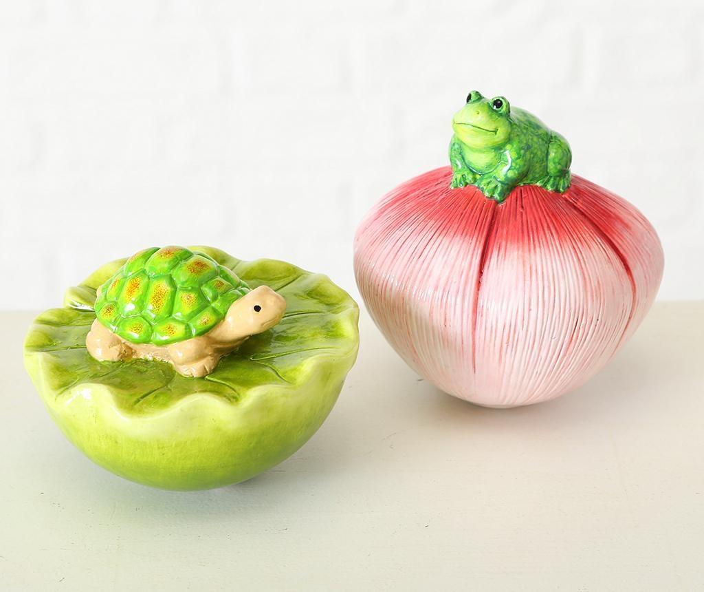 Dekoracija Swimmer Frog