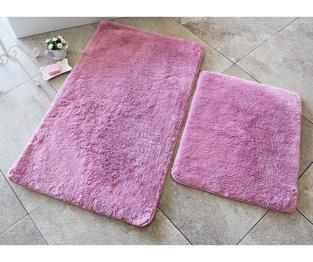 Manilla Rose Pink 2 db Fürdőszobai szőnyeg