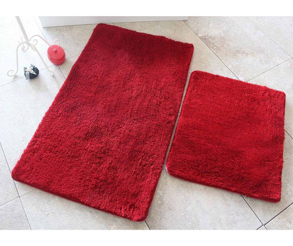 Manilla Red 2 db Fürdőszobai szőnyeg