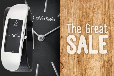 The Great Sale: Calvin Klein