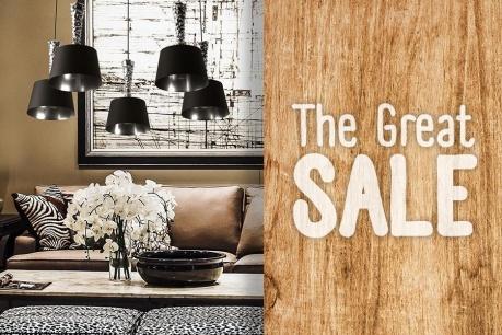 The Great Sale: Oświetlenie