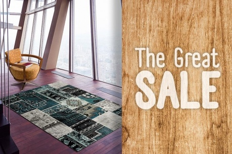 The Great Sale: Χαλιά