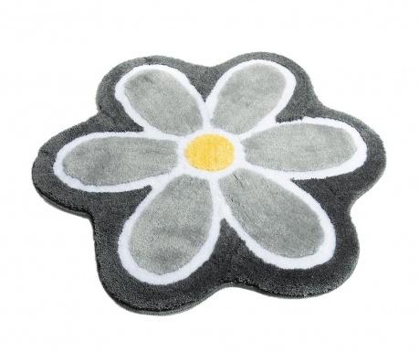 Covoras de baie Flower Grey 90 cm