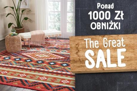 The Great Sale: Obniżki o minimum 1000 Zł