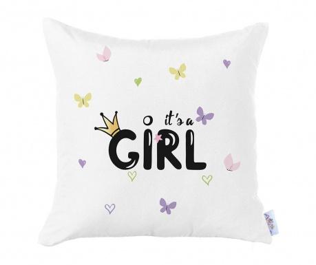 Fata de perna It'a A Girl 35x35 cm