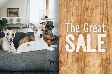 The Great Sale: Αξεσουάρ Hunter για κατοικίδια