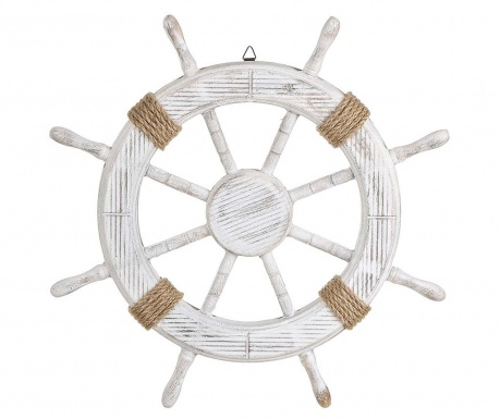 Decoratiune de perete Boat Wheel